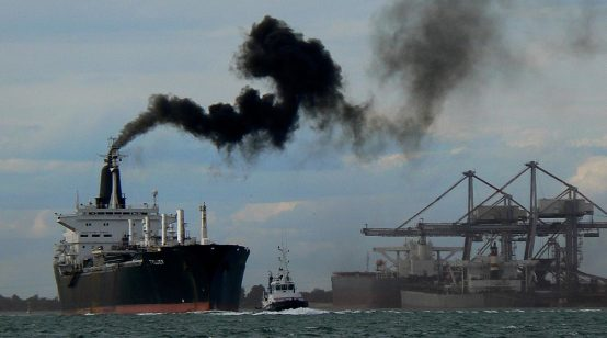 Ships aim to cut emissions to meet 2020 deadline