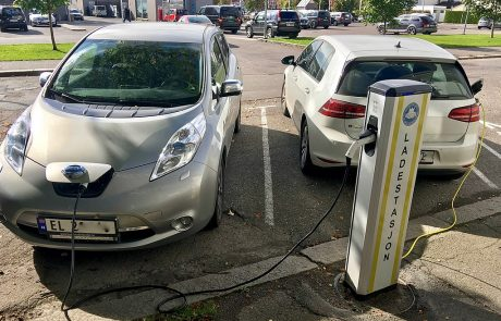 Norway boasts electric car boom