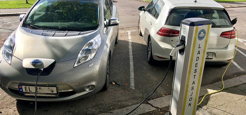 Norway boasts electric car boom