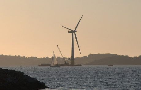 Studies hail Ireland's offshore wind potential