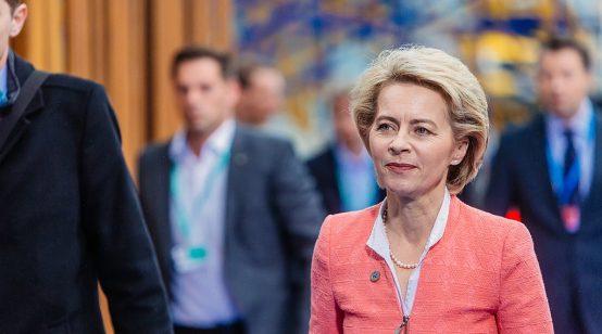 EU promised radical carbon targets
