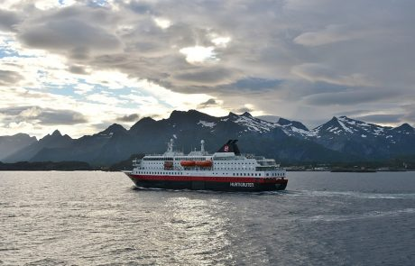 Norway cruise giant eyes biogas power