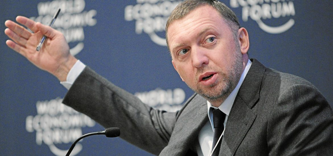 US lifts sanctions on Deripaska firms