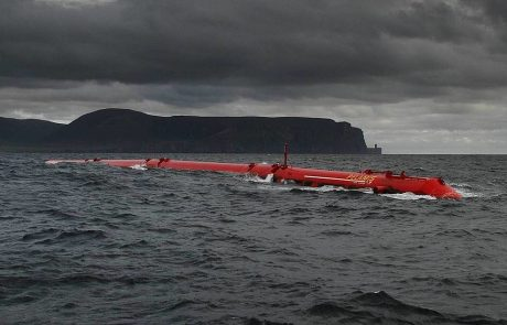 Scotland re-launches tidal energy prize