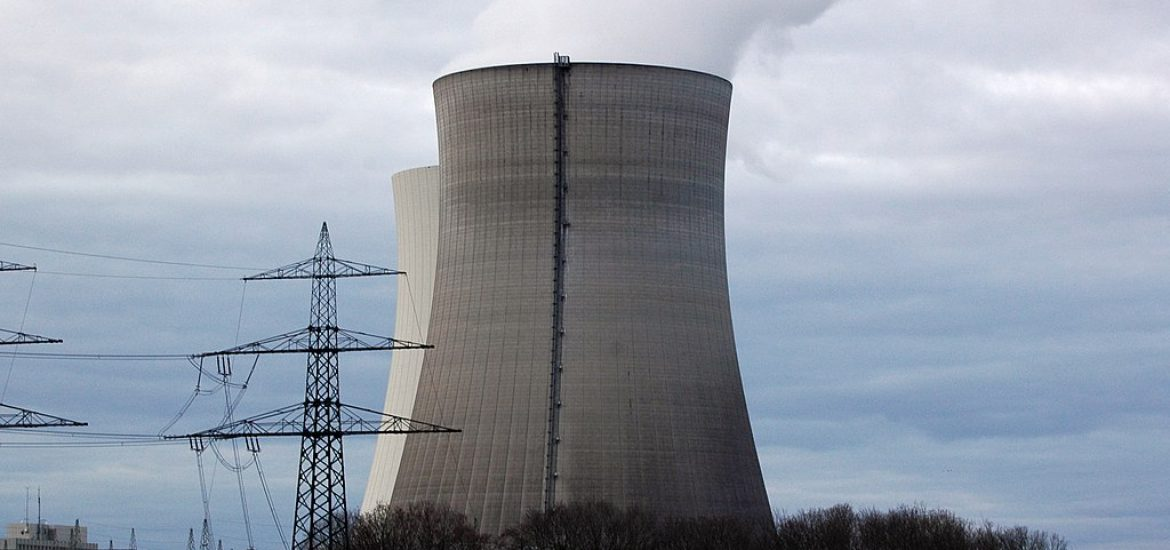 Germany shuts down nuclear power plant