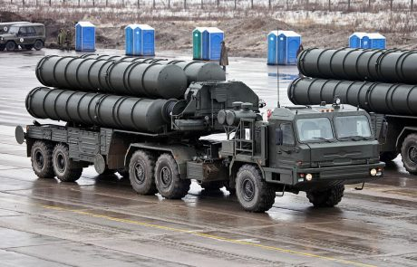 Turkey sparks anxiety with Russian missile-defence system