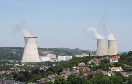 Belgians given iodine amid nuclear fears