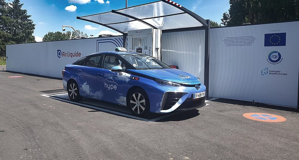 Tokyo Olympics to showcase hydrogen progress