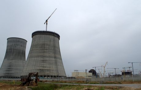 Baltic states to boycott Belarus power plant