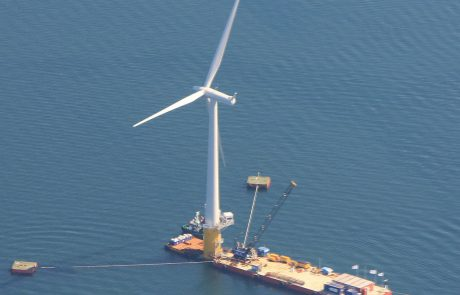 Ireland eyes two large offshore wind farms