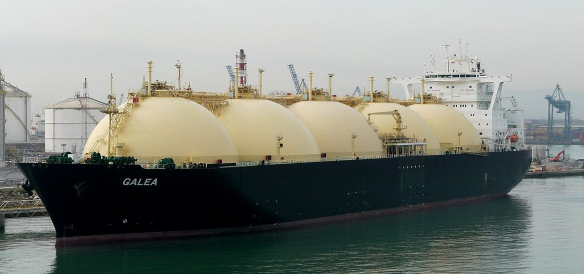 LNG shipment leaves Louisiana for France