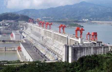 EU and China assess power link