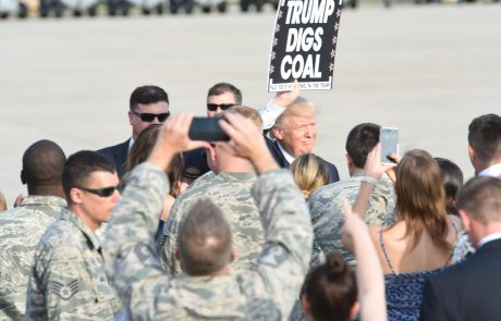 Want to hit Donald Trump where it hurts? Put a tariff on American coal.
