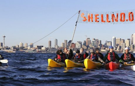 Shell hails huge quarterly profits