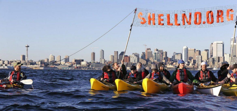 Shell hails huge quarterly profits