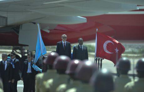 Somalia invites Turkey to drill for oil: Erdogan