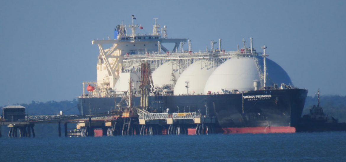 Total buys Engie LNG assets