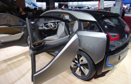 BMW ditches landmark electric vehicle