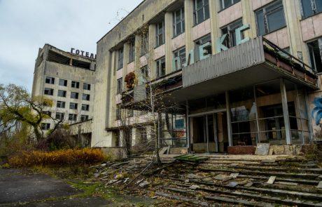 Solar farm opens amid Chernobyl ruins