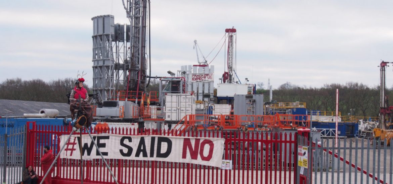 Fracking rebels set to oppose govt