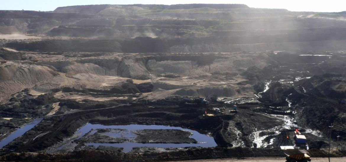 China coal use continues to rise