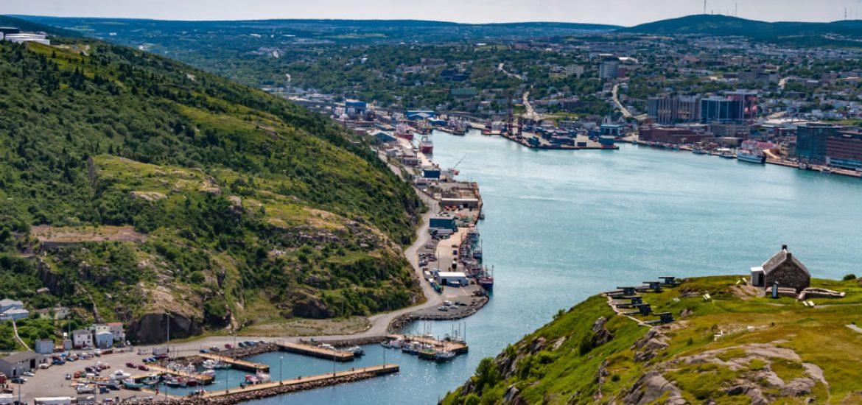 Equinor signs Canadian deep-sea deal