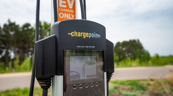 Total signs EV charging deal
