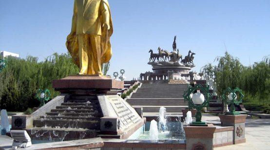 Turkmenistan prepares for Caspian summit