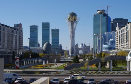 Kazakhs prepare to boost oil exports