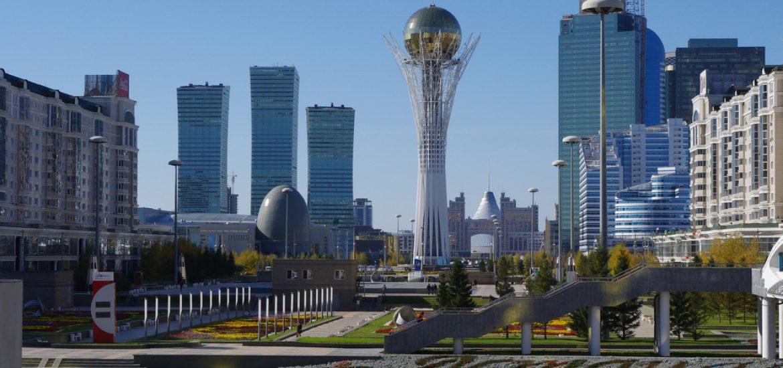 Kazakhs prepare to boost oil exports