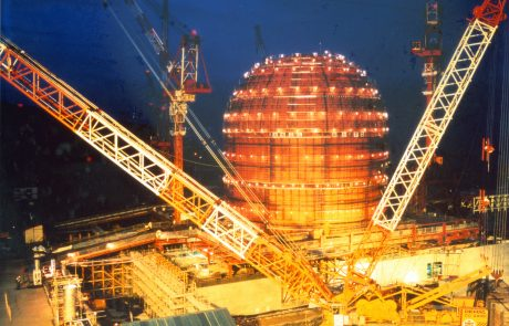 EDF and Mitsubishi form nuclear firm