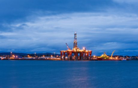 Total faces North Sea strikes