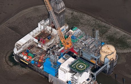 North Sea oil rig strikes hit Total