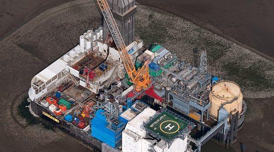 North Sea oil rig strikes hit Total