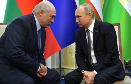 Lukashenko slams Russia for urging unification