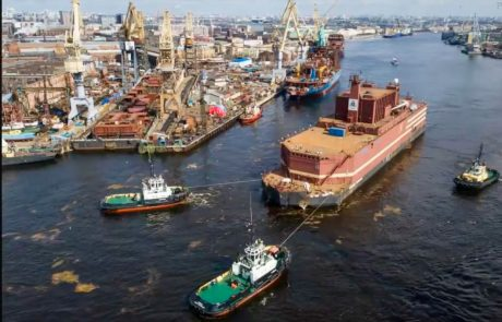 Rosatom allows Akademik Lomonosov inspection