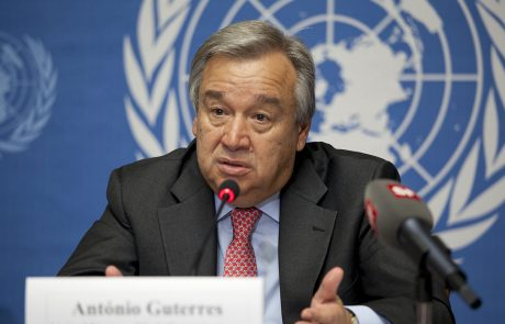 Guterres due to demand consensus