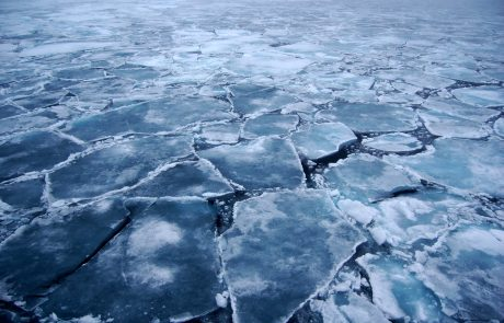 Nuclear energy and the melting of Arctic ice