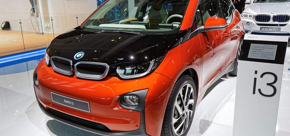 BMW and Porsche reveal fast-charging batteries