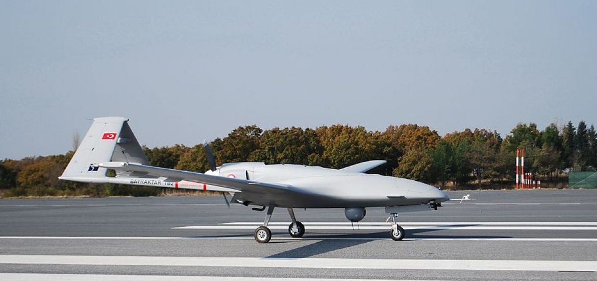 Turkey deploys drone to monitor Cypriot gas drilling