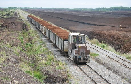 Ireland asks to bailout sacked peat workers