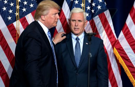 Pence targets EU's Iran policy