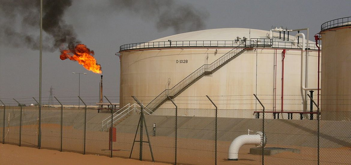 Seized Libya oilfield declares force majeure