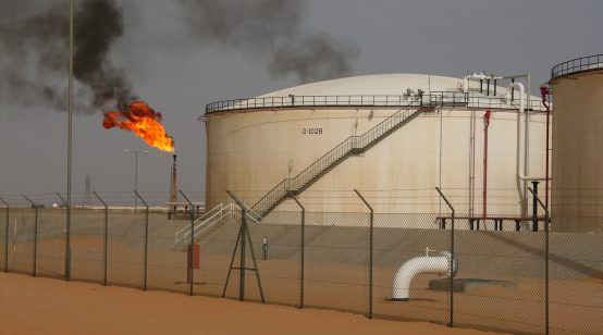 The Libyan Oil Era is Over