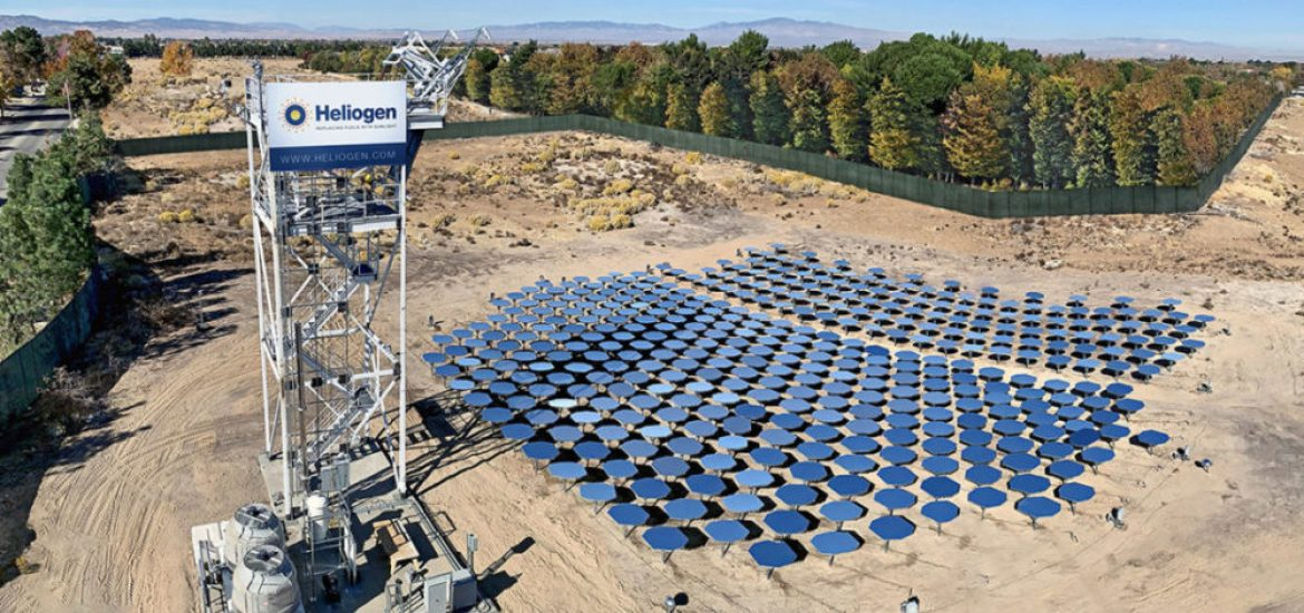 Renewables firm looks to exceed 1,000°C with solar project