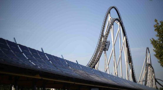 EDF signs renewables deal for giant theme park