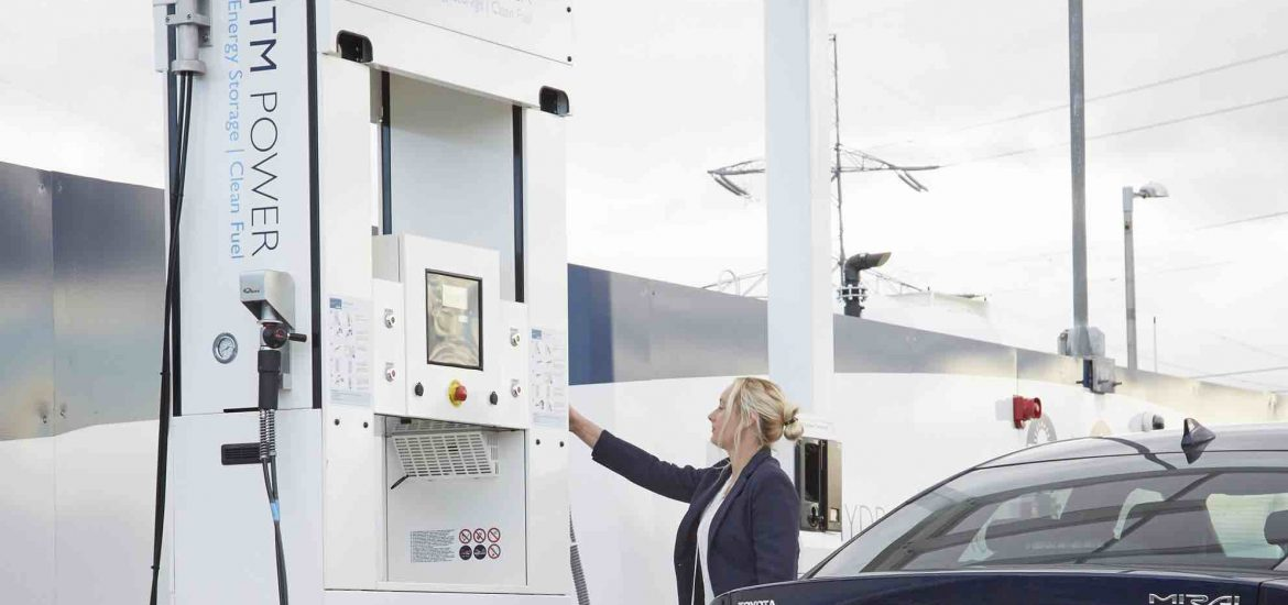 UK firm looks to add green hydrogen to gas network