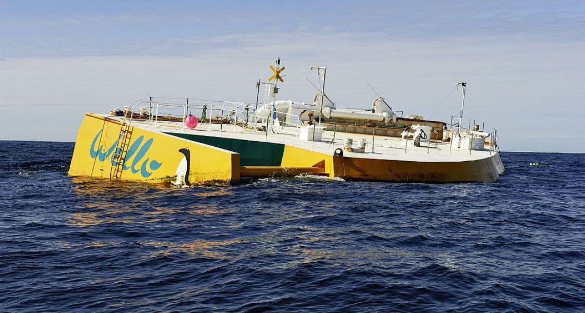 Crowdfunding bid for Orkney tidal power