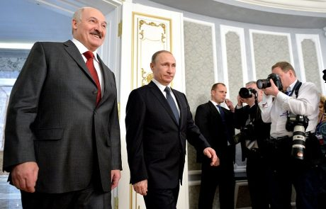 Vilnius demands unity on Belarus nuclear plant