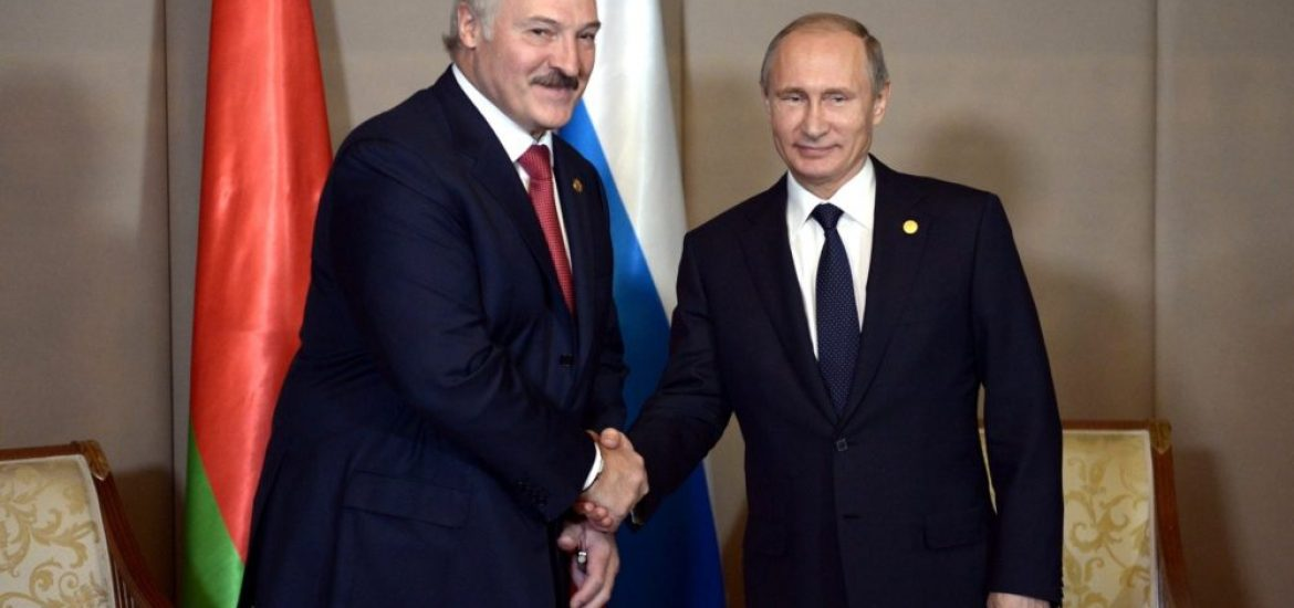 Putin offering Belarus oil deal: Lukashenko